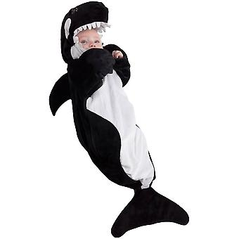 Whale Infant Costume
