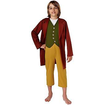 霍比特人比尔博巴金斯服装为儿童
