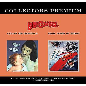 Birth Control - Count on Dracula/Deal Done at Night [CD] USA import