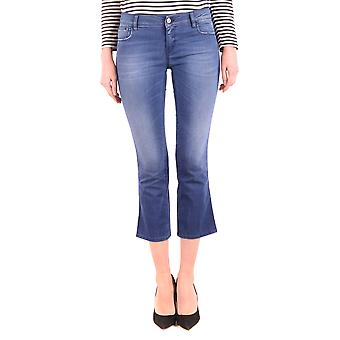 Cycle Ezbc176002 Women's Blue Denim Jeans