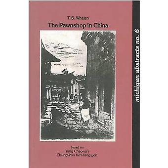 Pawnshop in China by Chao Yu Yang - 9780892649068 Book