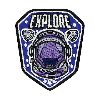Grindstore Spaceman Explore Patch