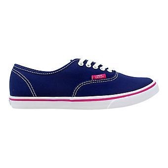 Vans Authentic Lo Pro Blue Depths/Very Berry VN0A32R4OHQ Men's