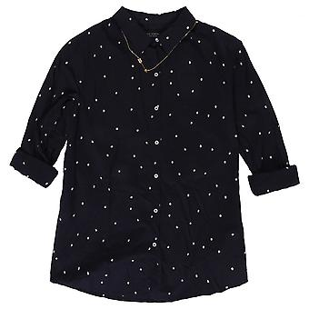 Maison Scotch Lightweight Shirt With Print