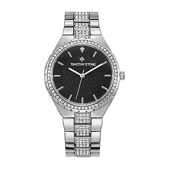Timothy Stone Women's GALA Silver and Black