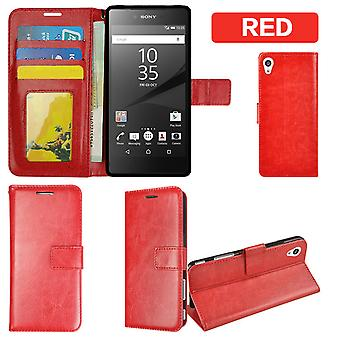 Wallet Case Sony Xperia Z5, 2 cards + ID