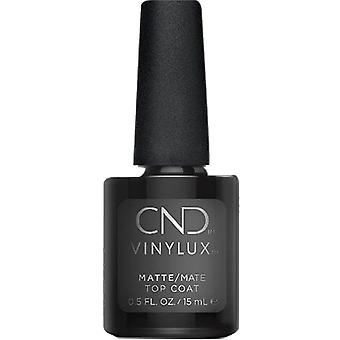 CND vinylux Nail Polish Collection - Matte Topcoat 15ml