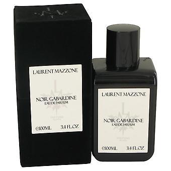 Noir gabardine eau de parfum spray (unisex) door laurent mazzone 536117 100 ml