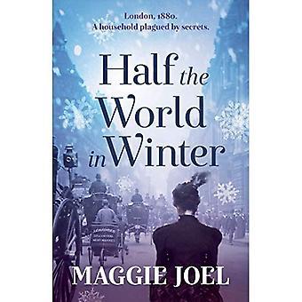 Die Hälfte der Welt im Winter