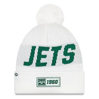 New era Sideline Road 2019 Bommel hat New York Jets