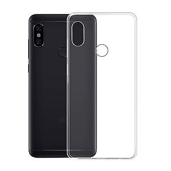 CoolSkin3T TPU taske til Xiaomi MI 8 Transparent hvid