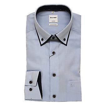 OLYMP Olymp Blue Shirt 1092 11