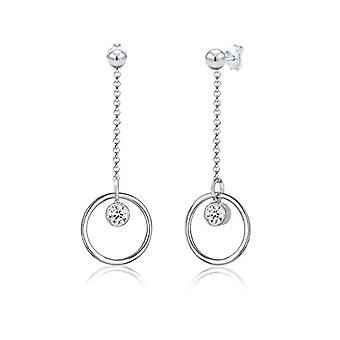 Elli silver kvinnors stiftörhängen 310812017