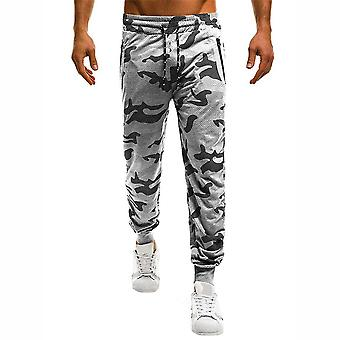 Allthemen Men's Slim Fit Camouflage Sport Casual Hose