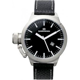 التصميم الدنماركي - ساعة اليد - الرجال - IQ13Q711 الفولاذ المقاوم للصدأ