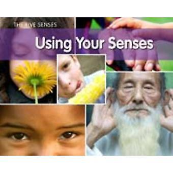 Using Your Senses? by Rebecca Rissman - 9781406228960 Book