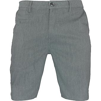 Quiksilver Mens New Everyday Union Stretch Chino Shorts - Gray Heather