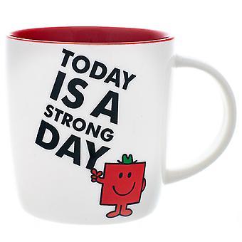 Mr Men Strong Mug
