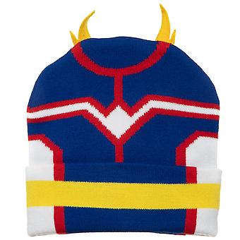 Beanie Cap - My Hero Academia - All Might Suit Up New kc89kbmha