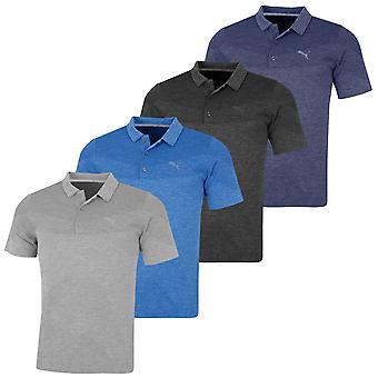 Puma Golf mens Evoknit naadloze DryCell vocht-wicking Polo shirt