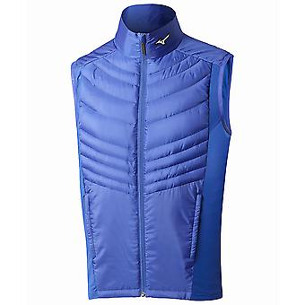 Mizuno Golf Mens Breath Thermo Micro Down Gilet