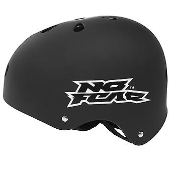 No Fear Unisex Skate Helmet Safety Cycling Skating Skateboard Bicycle Ventilated