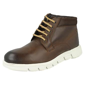 Mens Base London Casual Ankle Boots Merrick