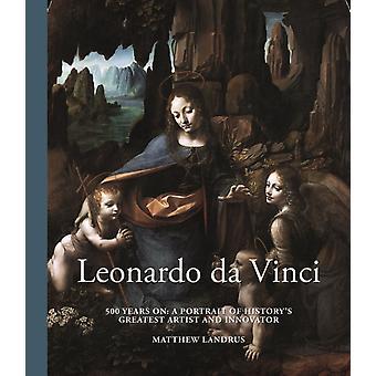 Leonardo da Vinci by Matthew Landrus