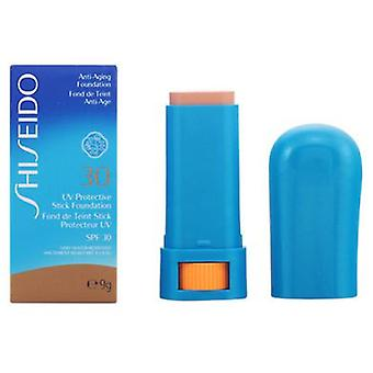 Shiseido Suncare Makeup Background