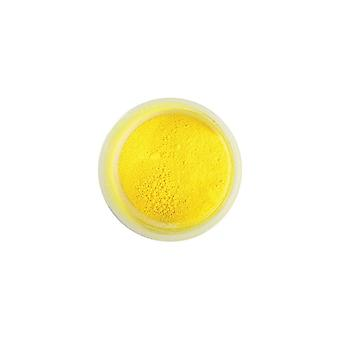 Farbe Splash Matt Bright Yellow Dust 5g