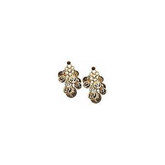 Milan Coin Earrings