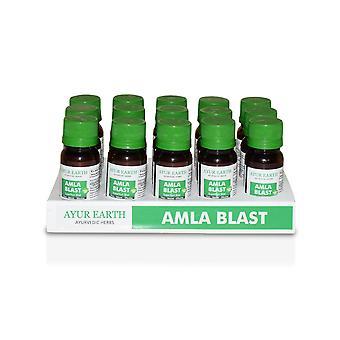 Ayurveda Herbal Shots - Amla Superfood Blast - Each Shot 30000 Mg