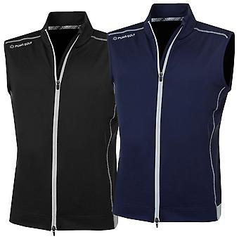 Puma Golf Mens Pwrwarm Vest