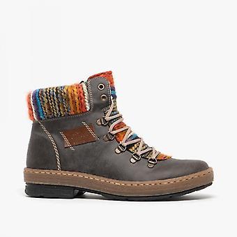 ريكر Z6743-45 السيدات عارضة الكاحل أحذية باسالت