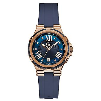 Gc Guess Collection Y34001l7 Structura Cable Women Watch 36 Mm