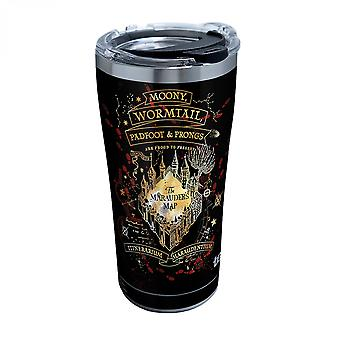 Harry Potter Black Marauder's Map 20 Ounce Tervis® Tumbler Travel Mug