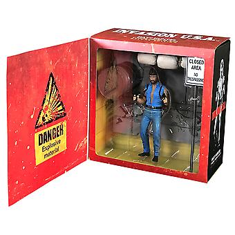 "Chuck Norris Matt Hunter 7"" Diorama"