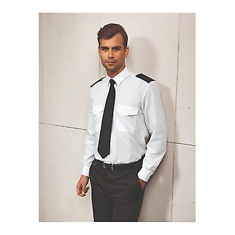 Premier long sleeve pilot shirt pr210