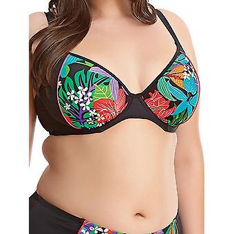 Cubana Plunge Side Support Bikini Top