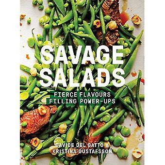 Savage sałatki: Ostra smaków, wypełnienie power upy