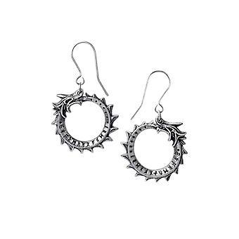 Alchemy Jormungand Earrings