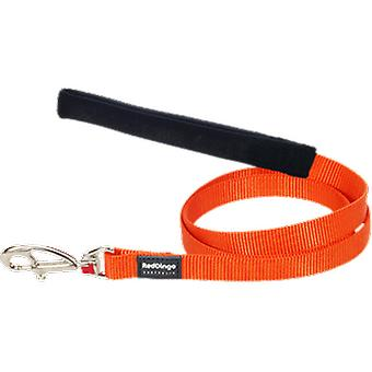 Red Dingo Lisa Correa Orange (Dogs , Collars, Leads and Harnesses , Leads)
