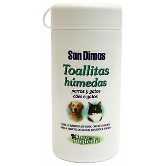 Sandimas Wipes for Dogs and Cats (Dogs , Grooming & Wellbeing , Deodorants)