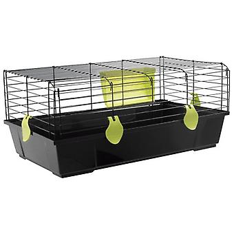 Voltrega Foldable Black Cage Rabbit 526 (Small pets , Cages and Parks)