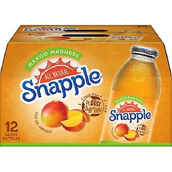 Snapple Mango Madness-( 473 Ml X 12 Cans )