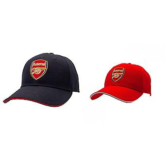 Arsenal FC Adult Super Core Gorra de Béisbol