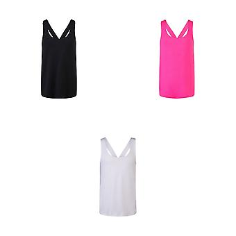 SF Minni Childrens Girls Fashion Workout Vest