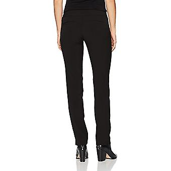 A. Byer Women's Magic Waistband Slimming Pants, 33