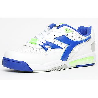 Diadora Rebound Ace White / Blue