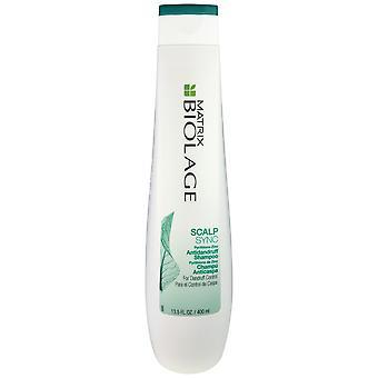 Matrix biolage päänahan sync hilse shampoo 13,5 oz